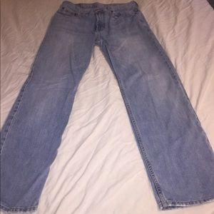 American Eagle Men's Low Loose Cut Jeans 30/32